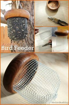 89 Unique DIY Bird Feeders - Full Step by Step Tutorials - Page 3 of 6 - DIY & Crafts