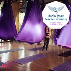 Dances In Air hosts unique aerial retreats. Escape and train in Paradise! Dances In Air also publishes professional instructional videos!