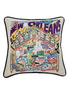 City Pillow