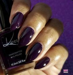 Dark Color Nails, Dark Purple Nails, Purple Acrylic Nails, Maroon Nails, Acrylic Nails Coffin Short, Almond Acrylic Nails, Dark Nails, White Nails, Coffin Nails