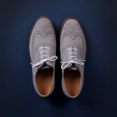 wingtips, i'd wear these.