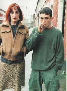 Untitled — hnnhmcgrth: Perry Ogden, Street Clothing, 1996