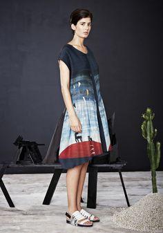 Doppler Dress