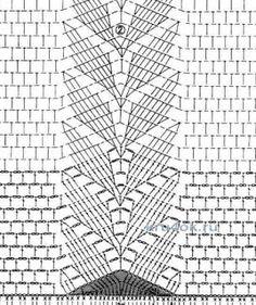 Katia Ribeiro Crochê Moda e Decoração - Crochê com Gráficos