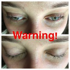 Please ladies.... before you go for any treatment lashes lash lifts and tints ensure: 1: you have seen before & after images of their work! 2: you are given a patch test! 3: check the materials they are using! I had a poor bride in this week who had received a lash lift at a local salon these were the results and this was after waiting 6 weeks! Unfortunately due to the damage they couldn't be reshape with a second lift or perm but I was able to camouflage with some lash extensions ready for…
