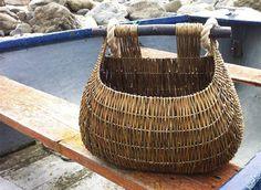 Guernsey fishing basket