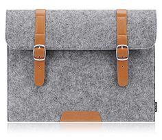 PLEMO Felt 11-11.6 Inch Netbook / Laptop / Notebook Computer / MacBook Air Sleeve Case Bag Cover, Grey Plemo http://www.amazon.co.uk/dp/B00LGC1JGA/ref=cm_sw_r_pi_dp_N0-lub0KR4CYB