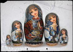 Matryoshka Shop - no mention of price