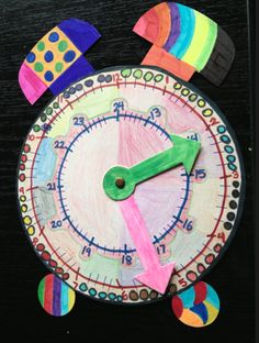 24 hour and 12 hour clocks - Very useful when teaching TIME.