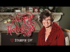 Happy holidays from Stampin' Up!