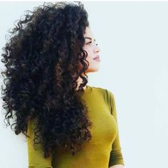Curly Girls Have More Fun. Achieve this look with Mayvenn's Brazilian Deep Wave.