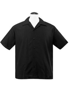 Steady Clothing Customs Mens Blank Pop Check Mens Button Up Custom shirts and custom bowling shirts for bowling teams or just custom shirt and black button up blank shirt