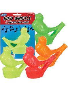 Warbling Bird Whistle