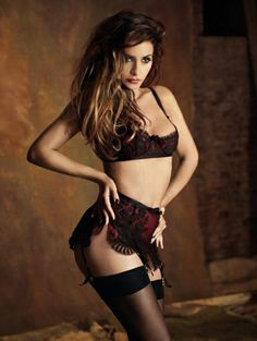 Pénelope Cruz for Agent Provocateur