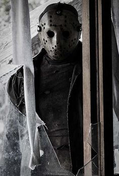You Don't Meet Death Until You See Me Tommy Jarvis, Horror Icons, Horror Art, Horror Movies, Jason Voorhees, Great Movies, Scary Movies, Halloween Movies, Halloween Horror