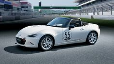 【MAZDA】モータースポーツベースグレード NR-A|ロードスター