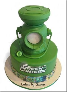 Green Lantern Cake Decorating Kit : 1000+ ideas about Green Lantern Cake on Pinterest Star ...