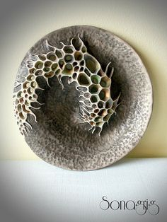 Interesting texture. ?Artist