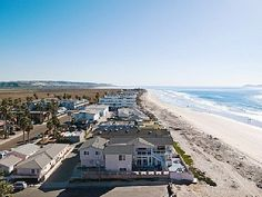 Imperial Beach house rental - Aerial View South to Mexico mi south of site) Imperial Beach, Aerial View, Abandoned Places, Places Ive Been, San Diego, Beach House, Condo, Mexico, Shell
