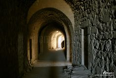 Inside a Medieval castle by Ehiztari, via Flickr
