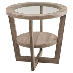 Found it at AllModern - Bowlby End Table