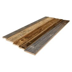 Altholzbretter (Fichte/Tanne, Anfallende Breite: 8 - 12 cm, 50 cm x 2 cm , 5 Stk.)