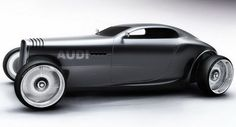 Audi Hotrod Racer #audi