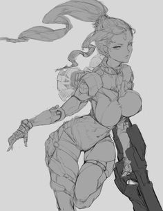 ArtStation - (#_#), bamuth Lai