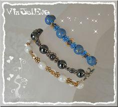 Bracelet Mingles  modèle de Trytobead