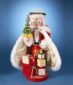 Steinbach 19 Signed Special Edition 12 Days of Christmas Santa Nutcracker #Dillards