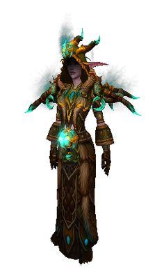 Cycle Armor - Transmog Set - World of Warcraft