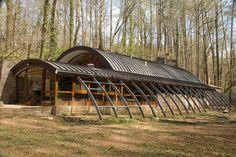Quonset Hut Interiors | 189 quonset hut Exterior Design Photos