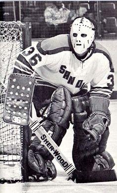 Stars Hockey, Women's Hockey, Hockey Stuff, Nhl, Bernie Parent, Goalie Mask, America's Finest, Masked Man, Vancouver Canucks