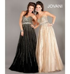$1,100.00 Jovani Prom Dress at http://viktoriasdresses.com/ Through John's Tailors