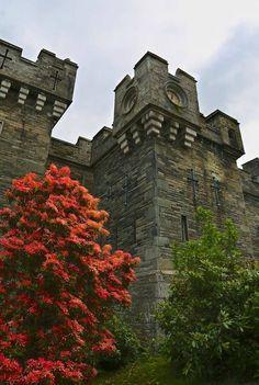 Wray Castle - Cumbria, England