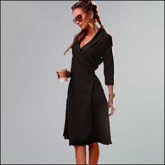 ec410669c441 31 meilleures images du tableau Robes femme   Belt, Cowls et Crop dress