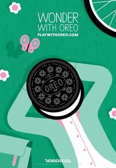 Oreo Wonderfilled Illustrations_7