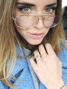Chiara Ferragni wearing Nialaya   Nialaya Jewelry