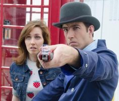 The First Episode From The Inspector Spacetime Webseries Is Here! [Video]