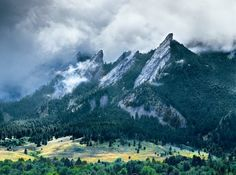 Boulder, Colorado - Flatirons, from age four, I have been blessed to enjoy this area and even more so now! #KMGLIFE