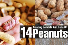Uses Of Peanuts