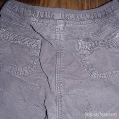 Manšestrové kalhoty zn.BabyClub vel. 92 z bazaru za 100 Kč | Detskybazar.cz