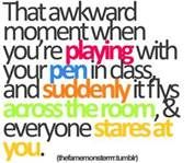 funny that awkward moment quotes - Bing Images