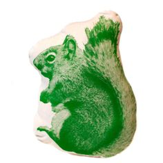 Laughter: Squirrel pillow