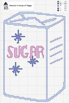 1119 Best Cross Stitch Kitchen Images In 2019 Embroidery