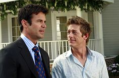 The men of Desperate Housewives - Tuc Watkins & Kevin Rahm