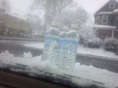 We hydrate in all weather conditions.