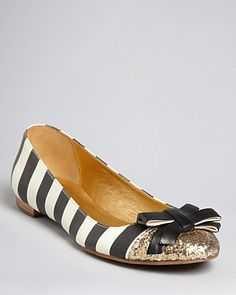 kate spade new york Ballet Flats - Trixie | Bloomingdale's