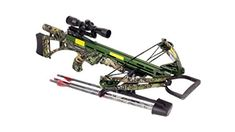 Carbon Express Covert SLS 4X32 Crossbow Package 355 FPS w...
