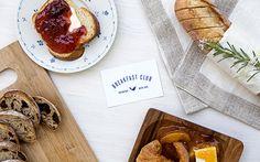 Breakfast Club on Behance